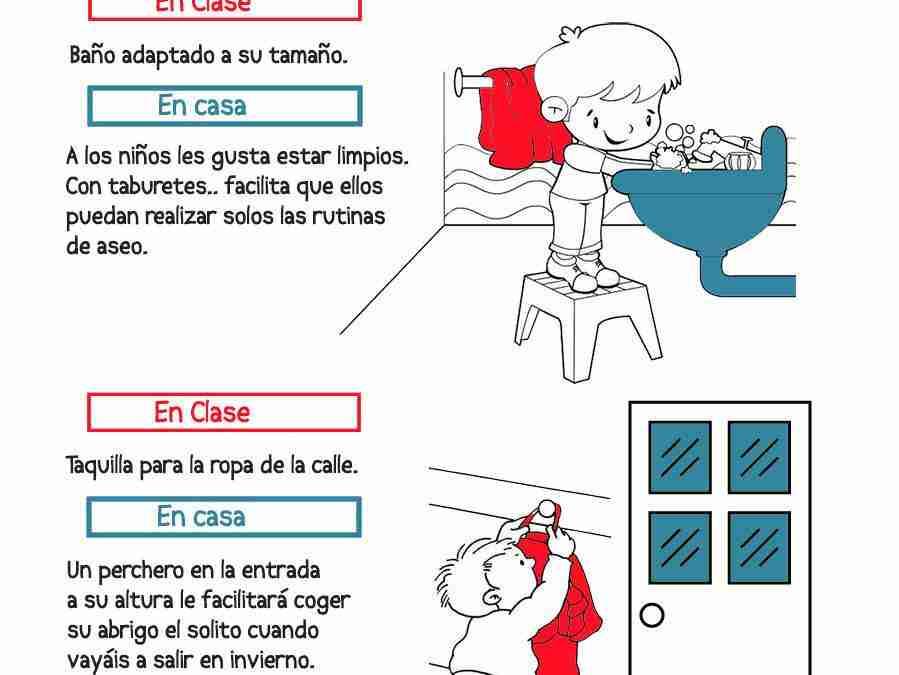 Infografia: Crea un entorno Montessori en tu Hogar