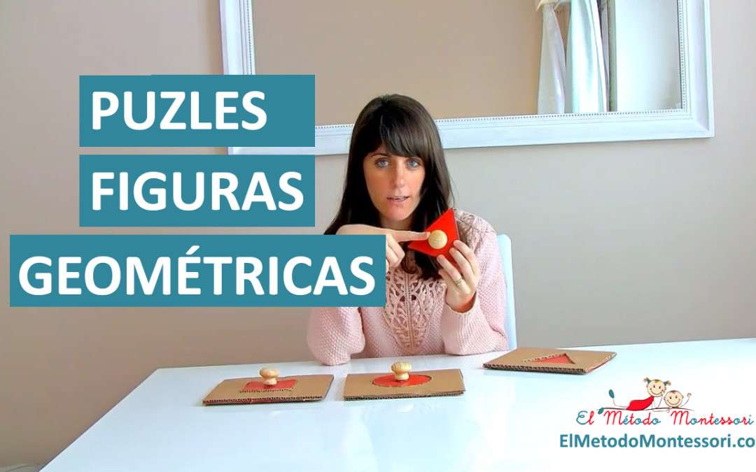Puzles Figuras Geométricas – Rompecabezas Para Niños Pequeños