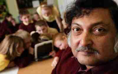 El experimento de Sugata Mitra con la mente del niño