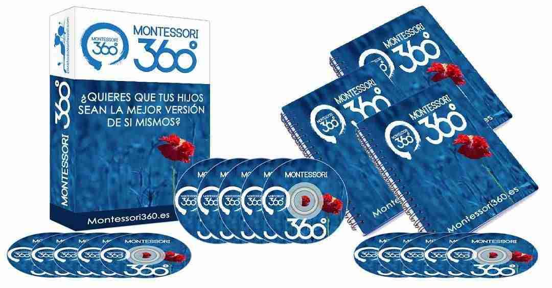 curso online montessori 360