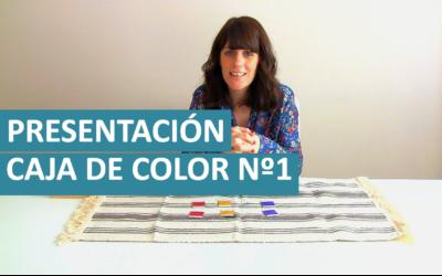 Aprender Los Colores – Vídeo Presentación Caja de Color Nº1 Montessori