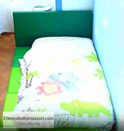 Cama Estilo Montessori. Cama Montessori Cargando Zoom. Free. Cama ...