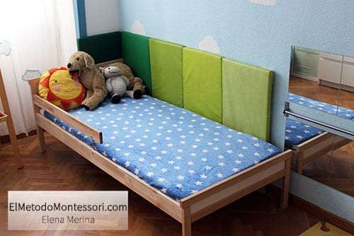 Habitacion Montessori | El Metodo Montessori