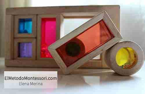 Juguetes De Inspiracion Montessori El Metodo Montessori