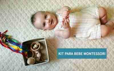 Juguetes Montessori Para Bebés – El Kit Montessori Para Bebé