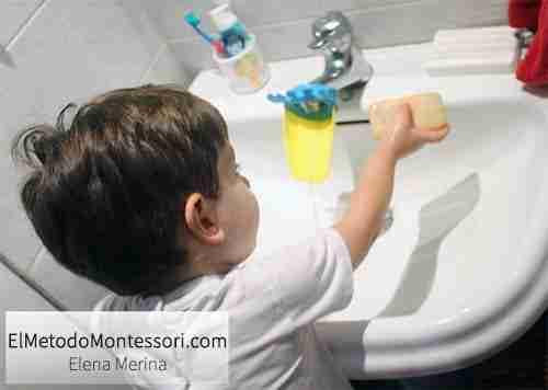 Aplicando Montessori en el Hogar