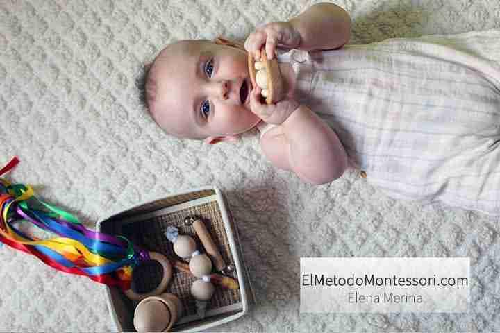 Juguetes Montessori Para Bebés y su Kit Montessori