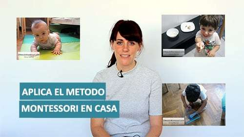 Cómo aplicar el metodo montessori en casa