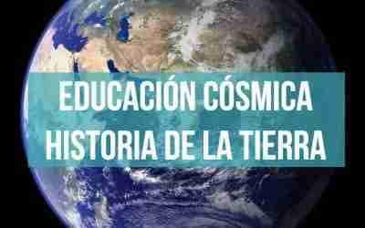 Educación Cósmica. Historia de la Tierra (Cuento Montessori)