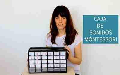 Haz en casa tu Caja de Sonidos Montessori