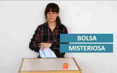 Bolsa Misteriosa Montessori