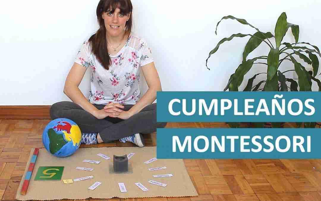Cumpleaños Feliz Montessori