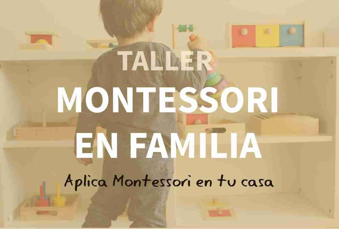 Talleres Montessori en España Para Familias