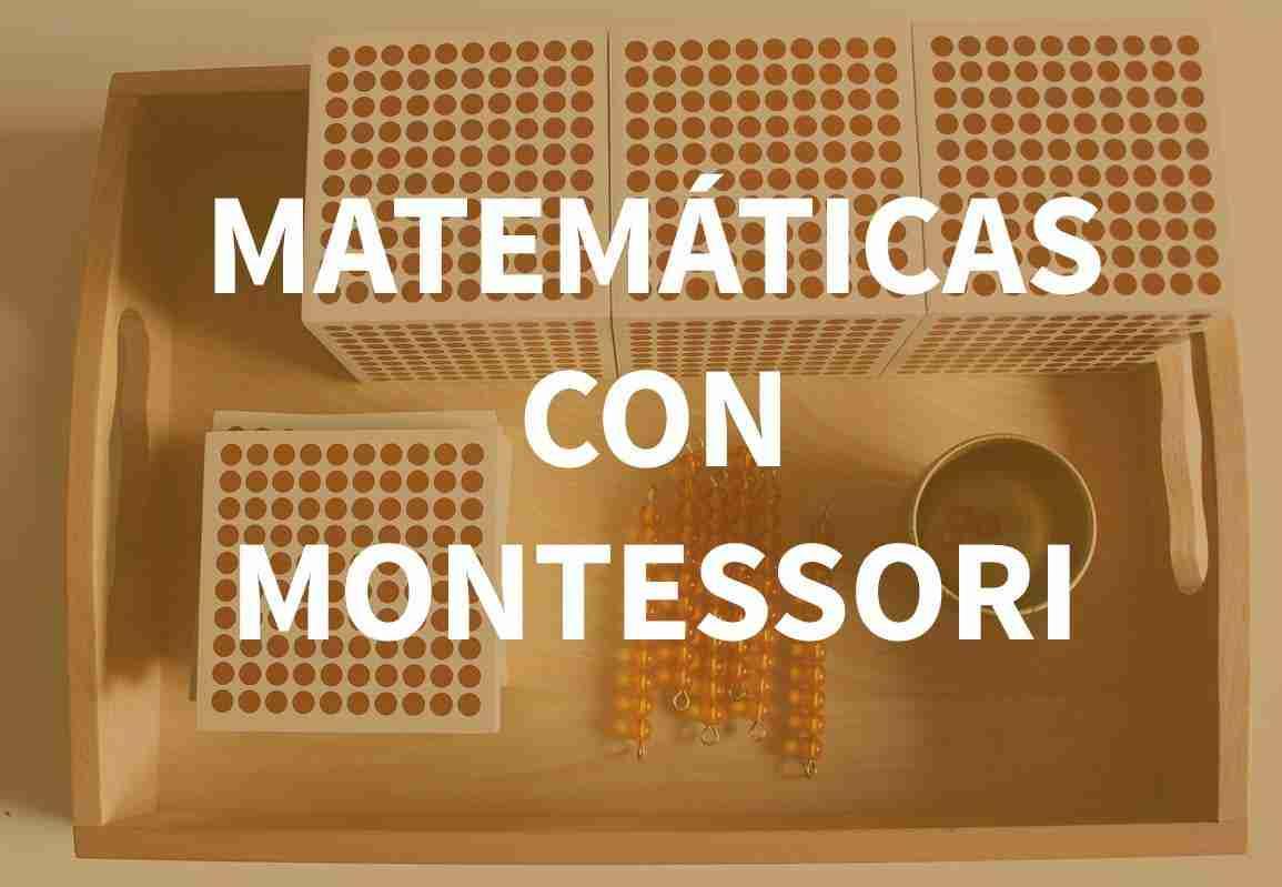Taller Montessori de Matemáticas
