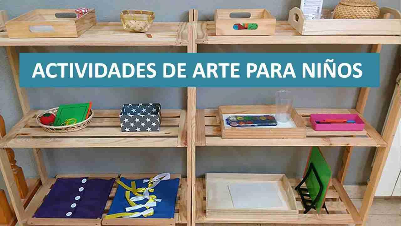 Actividades de arte para ni os el metodo montessori - Para ninos infantiles ...